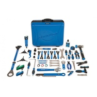 Park Tool Professional Travel and Event Kit Blue