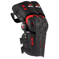 Evs Rs-8 Knee Braces -- Pair