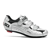 Sidi Zephyr  Black Pearl White Road Bike Cycling Shoes