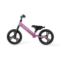 2017 Boot'R V2 Anodised Aluminium Balance Kids Bike Pink Running 1.9Kg