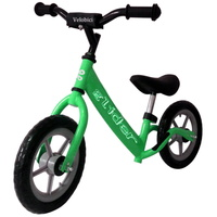 Velobici Glider V2 2017 Balance Kids Bike Running Green
