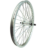 "BMX Alloy Bike Wheel 48 hole front 20"" 14 mm solid"