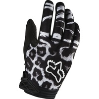 Fox Racing Womens Girls Dirtpaw Dirt Bike MX Gloves Black