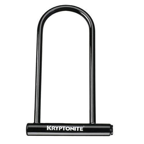 kryptonite keeper 12 ls std bicycle u lock keyed carry bracket included. Black Bedroom Furniture Sets. Home Design Ideas