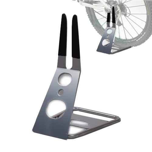 New Floor Stand Holder Triangle Rear Hub Mount Bike Bicycle Storage Rack