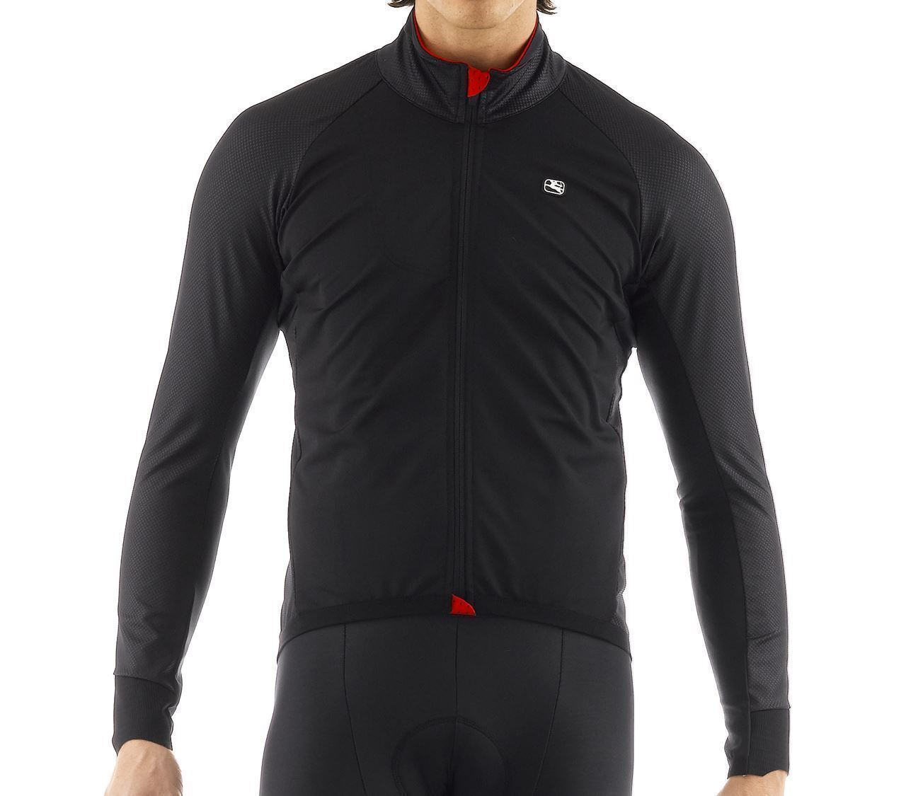 Giordana Frc Light Weight Winter Jacket Black