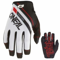 Oneal 2019 Mayhem Gloves Rizer White