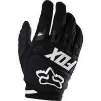 Fox Racing 2016 Mx Dirtpaw Race Black Bmx Mtb Motocross Dirt Bike Gloves
