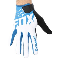 Fox Racing Giant Ranger Bicycle Glove Blue