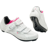 Louis Garneau Cristal Womens Road Bike Shoes White 2016