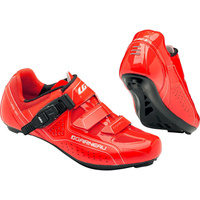 Louis Garneau Copal Road Bike Shoes Red 2016