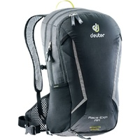 Deuter Race Exp Air 12L Hydration Pack + 3L Bladder Black/White
