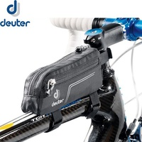 DEUTER BIKE ENERGY BAG Black Light Large Space A fine, lightweight Nylon weave with silky feel
