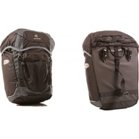 Deuter Rack Pack Pannier Uni Black-Granite
