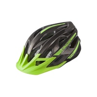 Limar 545 MTB Bike Helmet Titanium Black Green