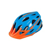 Limar 545 MTB Bike Helmet Blue Orange