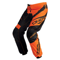 Oneal Mx Gear Element Racewear Adult Motocross Dirt Bike Pants Oranga