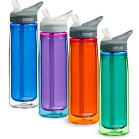 Camelbak Eddy 600mL Insulated Water Bottle - 100% BPA Free CamelBak Eddy 600mL Insulated Water Bottle - Spill Proof & 100% BPA Free  The Camelbak Eddy