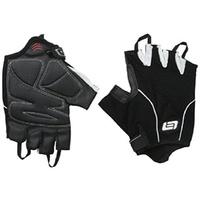 BELLWETHER MEN'S GEL SUPREME CYCLING GLOVES BLACK
