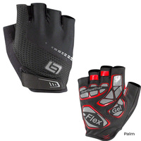 Bellwether Womens Gel Flex Cycling Gloves Gel Palm Glove Black
