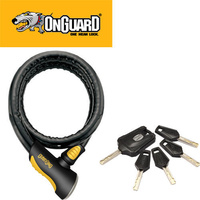 Onguard Rottweiler Armoured Bicycle Lock 100Cm X 20Mm