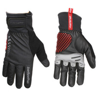 Bellwether Winter Windstorm Bike Gloves Black
