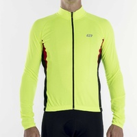 BELLWETHER DRAFT LONG SLEEVE JERSEY HI-VIS [Size: M]