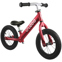 Cruzee Ultralite Air Balance Bike Red