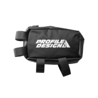 Profile Design Nylon Zippered E-pack - Small Black