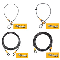 Onguard Locks Akita Steel Cable