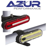 Azur Usb Alien 2 Front & Rear Light Set Combo 240 Lumens