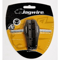 Jagwire Anchi Cantilever Mtb Bike Brake Shoe Pair