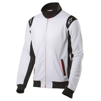 Alpinestars SPA Track Regular Fit Jacket Hoody White