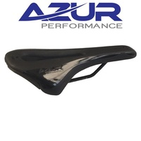 Azur Road Bike Cycling Bicycle Saddle Pro Range Seat- Scud Black