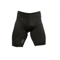 BraveLt Energy Womens Cycling Shorts BLACK