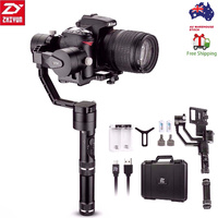 90% New Zhiyun Crane V2 3-Axis Handheld Stabilizer Gimbal for DSLR Mirrorless Cameras
