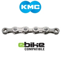 "KMC Ebike Chain - X Series 10 Speed Narrow 1/2"" x 11/128"" eBike"