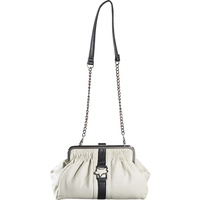 Fox Racing Spark Womens Framed Purse Stone/White