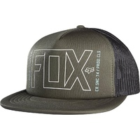 Fox Racing Boys Sedate Snapback Trucker Hat One Size