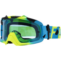 Fox Mx Gear 2018 AIR SPACE Motocross Goggles - GRAV BLUE