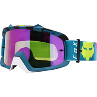 Fox Mx Gear 2018 AIR SPACE Motocross Goggles - RHOR TEAL
