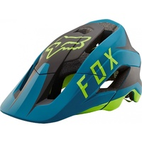 Fox Metah Flow Bicycle Mountain Bike Helmet Teal