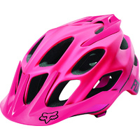 Flux Solids Helmet 2017 Pink