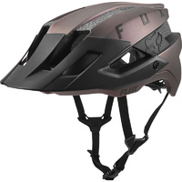 2019 New Fox Racing Flux Solid Bike Bicycle Helmet Black Iridium
