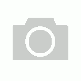 Serfas Blue Bike Floor Pump With Gauge