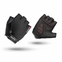 GRIPGRAB Progel Fingerless Training Leisure Cyclin/ Bike Gloves Mitts Black Gloves