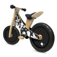 Kinderfeets Wooden Balance Bike Makii