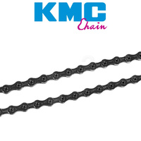 Kmc X10Sl 10Sp 10 Speed 116L Dlc Black Bicycle Chain