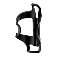Lezyne Flow Bike Water Bottle Cage, Right Side, Side Load Black