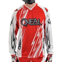 O'Neal Element Fr Greg Minnaar Signature Downhill Jersey Gentlemen Red/White
